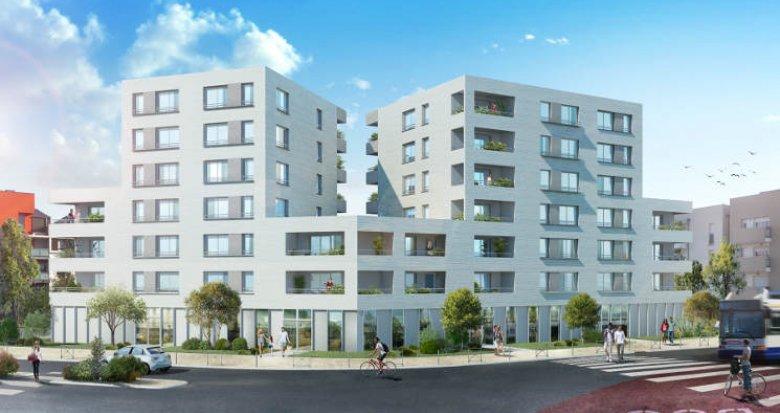 Achat / Vente programme immobilier neuf Toulouse à moins de 10 min du Métro (31000) - Réf. 5895