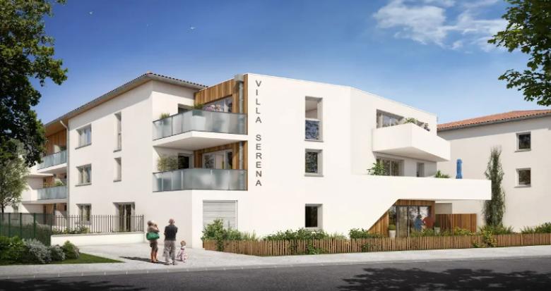 Achat / Vente programme immobilier neuf Toulouse à quelques pas du métro (31000) - Réf. 4305