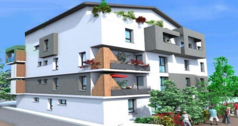 Achat / Vente programme immobilier neuf Toulouse ancien quartier maraîcher (31000) - Réf. 80