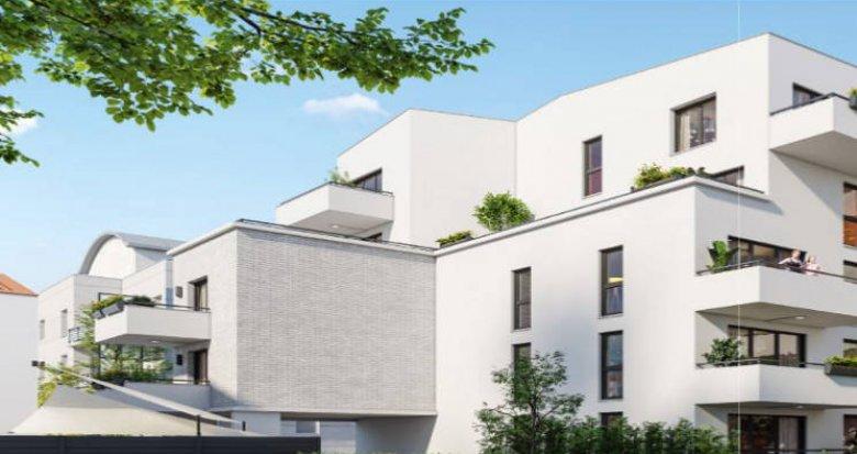 Achat / Vente programme immobilier neuf Toulouse au coeur Croix-Daurade (31000) - Réf. 5155
