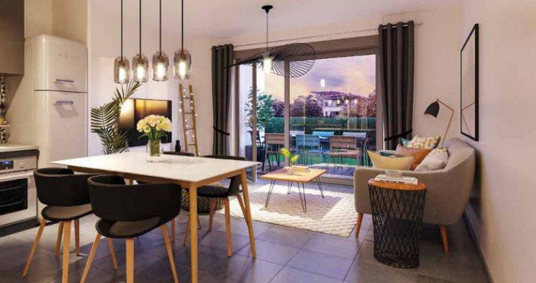 Achat / Vente programme immobilier neuf Toulouse au cœur du quartier de Lalande (31000) - Réf. 4571