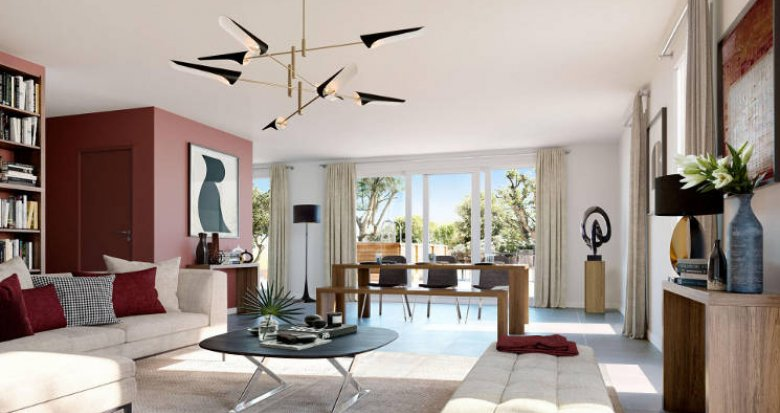 Achat / Vente programme immobilier neuf Toulouse au cœur du quartier Guillaumet QG (31000) - Réf. 5601