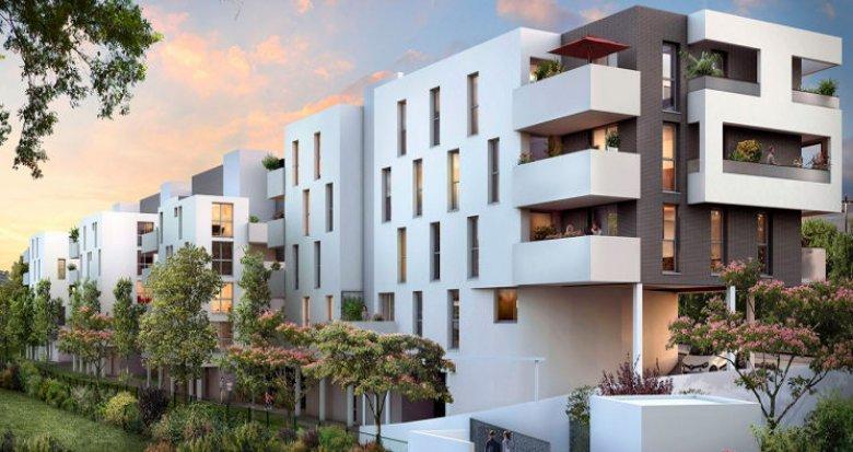 Achat / Vente programme immobilier neuf Toulouse au cœur du quartier Jolimont (31000) - Réf. 3314