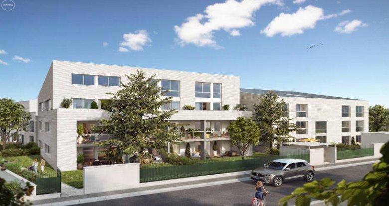Achat / Vente programme immobilier neuf Toulouse au coeur du quartier prisé de Lardenne (31000) - Réf. 5488