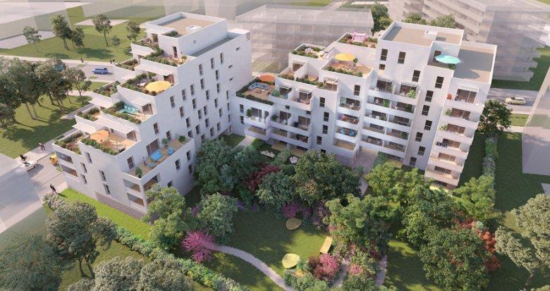 Achat / Vente programme immobilier neuf Toulouse au cœur du secteur de Saint-Martin-du-Touch (31000) - Réf. 5606