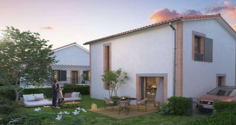 Achat / Vente programme immobilier neuf Toulouse au cœur du secteur la Croix-Daurade (31000) - Réf. 5893