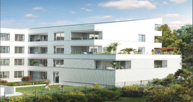 Achat / Vente programme immobilier neuf Toulouse cœur quartier Croix-Daurade (31000) - Réf. 4192