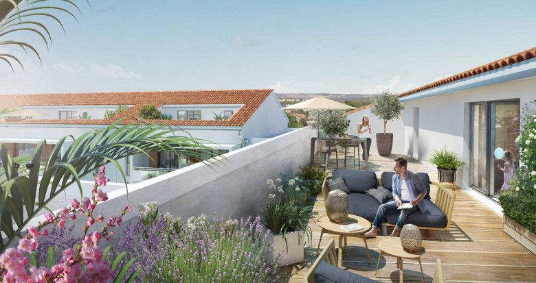 Achat / Vente programme immobilier neuf Toulouse coeur quartier de Lardenne (31000) - Réf. 3151