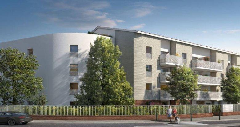 Achat / Vente programme immobilier neuf Toulouse cœur secteur Croix Daurade (31000) - Réf. 4690