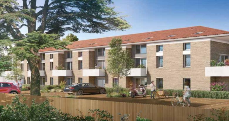 Achat / Vente programme immobilier neuf Toulouse Croix-Daurade proche commodités et écoles (31000) - Réf. 5262
