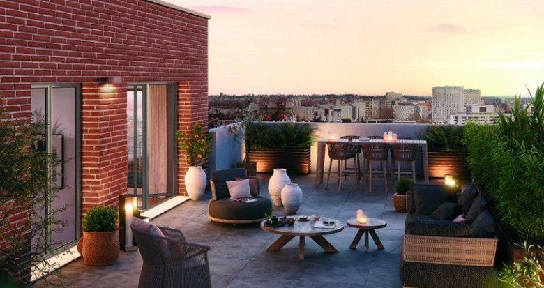 Achat / Vente programme immobilier neuf Toulouse écoquartier Cartoucherie (31000) - Réf. 5856
