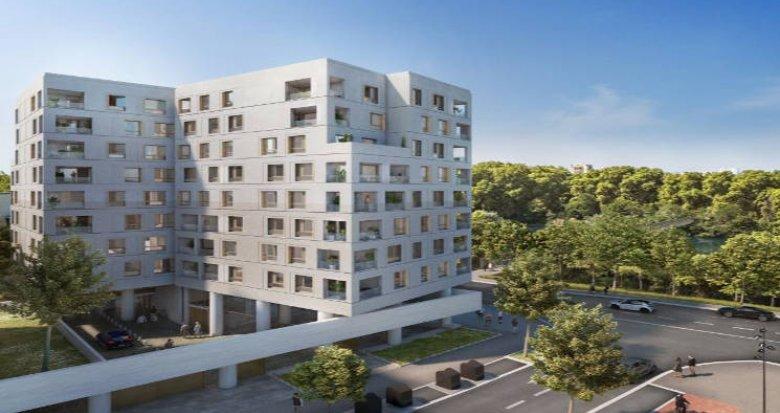 Achat / Vente programme immobilier neuf Toulouse en plein coeur de ville (31000) - Réf. 5355