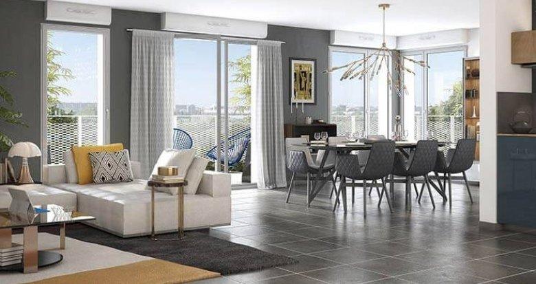 Achat / Vente programme immobilier neuf Toulouse face à l'île du Ramier (31000) - Réf. 3132