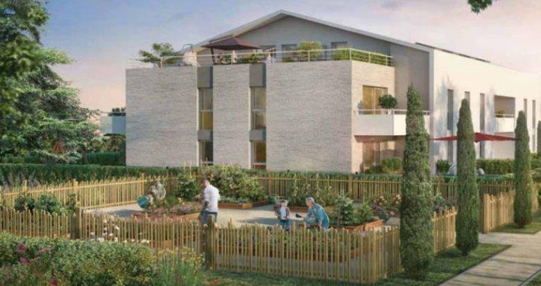 Achat / Vente programme immobilier neuf Toulouse – Lardenne proche commerces (31000) - Réf. 4863