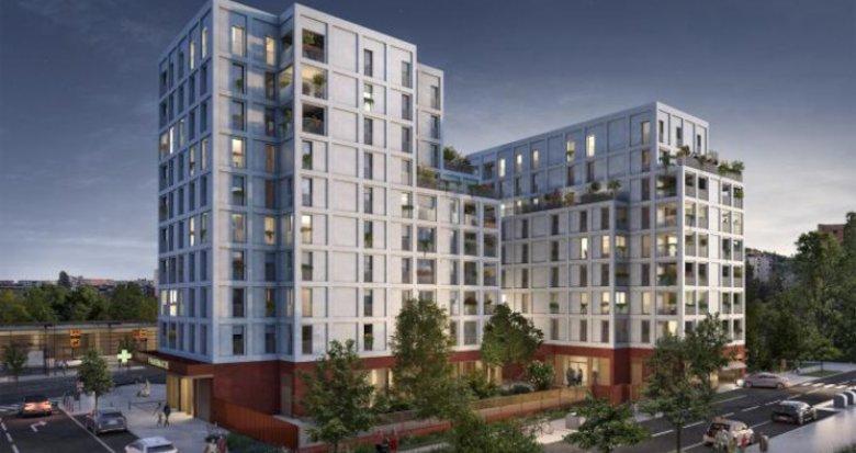 Achat / Vente programme immobilier neuf Toulouse métro Empalot (31000) - Réf. 5590