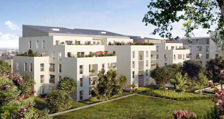 Achat / Vente programme immobilier neuf Toulouse Montaudran (31000) - Réf. 1669