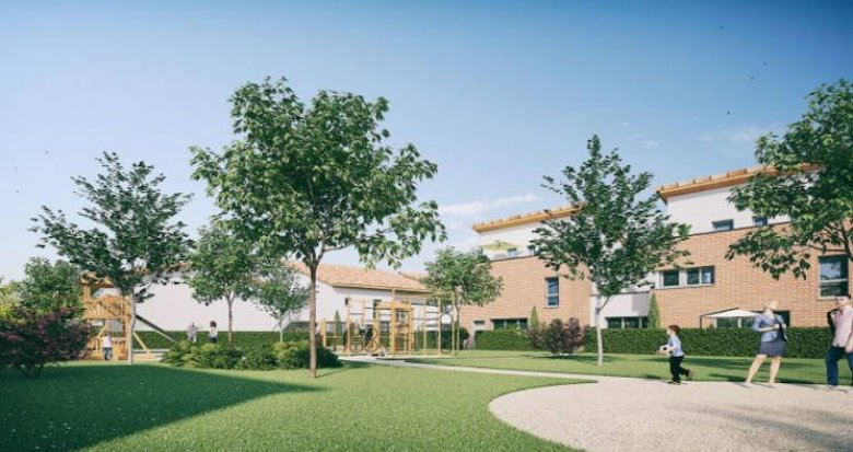 Achat / Vente programme immobilier neuf Toulouse nord proche transports (31000) - Réf. 5140