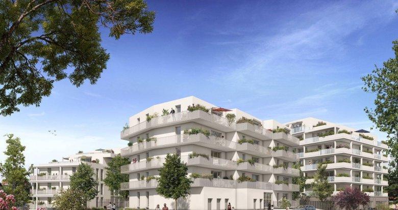 Achat / Vente programme immobilier neuf Toulouse Nord proche Trois Cocus (31000) - Réf. 6074