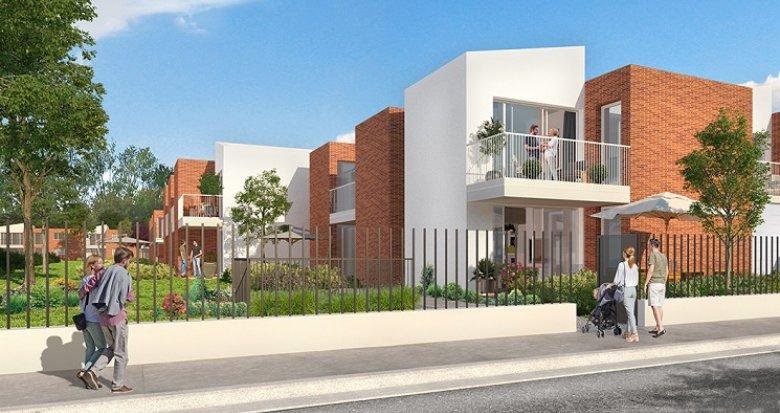 Achat / Vente programme immobilier neuf Toulouse proche centre-ville (31000) - Réf. 4133