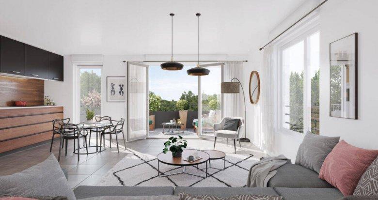 Achat / Vente programme immobilier neuf Toulouse proche Cité de l'Espace (31000) - Réf. 6269
