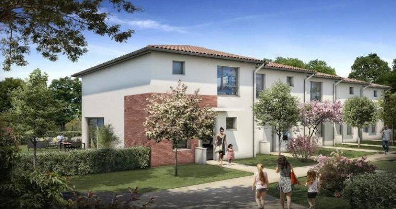 Achat / Vente programme immobilier neuf Toulouse proche commerces et transports (31000) - Réf. 4473
