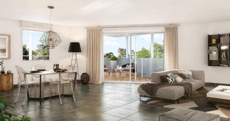 Achat / Vente programme immobilier neuf Toulouse proche de la gare Les Ramassiers (31000) - Réf. 5778