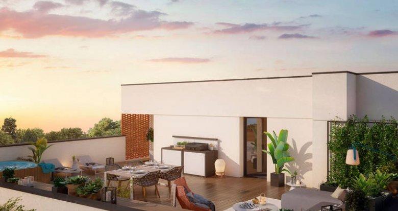Achat / Vente programme immobilier neuf Toulouse proche du lac de la Ramée (31000) - Réf. 4765