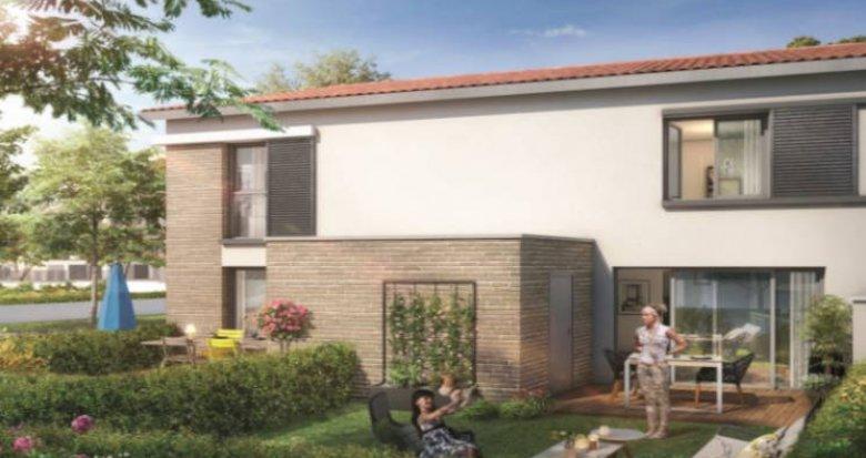 Achat / Vente programme immobilier neuf Toulouse proche golf de la Ramée (31000) - Réf. 3161