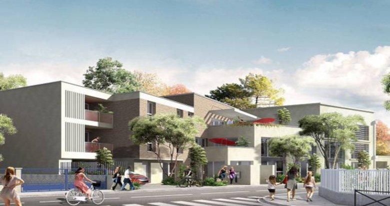 Achat / Vente programme immobilier neuf Toulouse proche Hôpital Rangueil (31000) - Réf. 5986