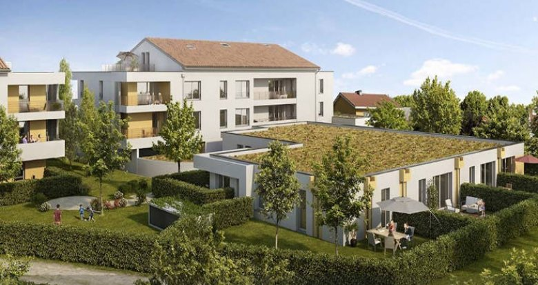 Achat / Vente programme immobilier neuf Toulouse proche Lac des Sesquières (31000) - Réf. 4683