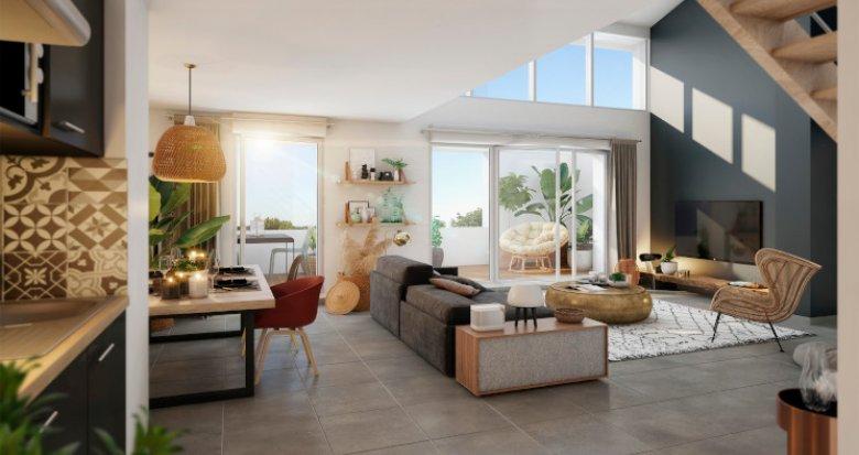 Achat / Vente programme immobilier neuf Toulouse proche métro A (31000) - Réf. 5379