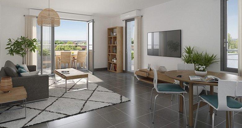 Achat / Vente programme immobilier neuf Toulouse proche métro B (31000) - Réf. 4568