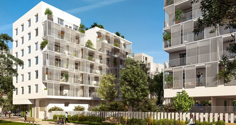 Achat / Vente programme immobilier neuf Toulouse proche métro Empalot (31000) - Réf. 6249