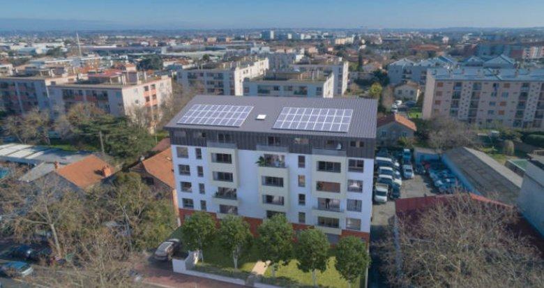 Achat / Vente programme immobilier neuf Toulouse proche métro La Vache (31000) - Réf. 5795