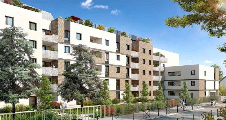 """Achat / Vente programme immobilier neuf Toulouse proche métro ligne 2 """"Patte d'Oie"""" (31000) - Réf. 3641"""