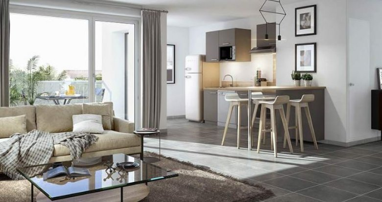 Achat / Vente programme immobilier neuf Toulouse proche Place de l'Ormeau (31000) - Réf. 4814