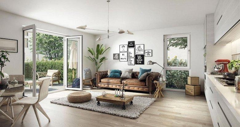 Achat / Vente programme immobilier neuf Toulouse proche Pont des Demoiselles (31000) - Réf. 5887