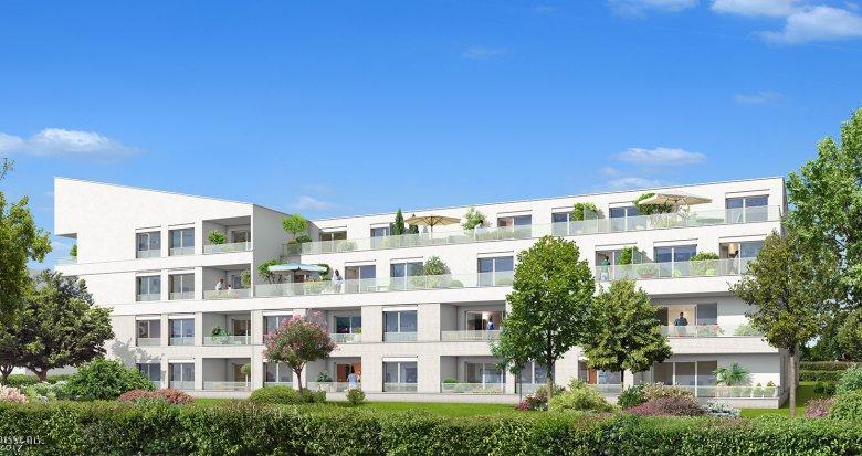 Achat / Vente programme immobilier neuf Toulouse proche secteur Croix-Daurade (31000) - Réf. 3282