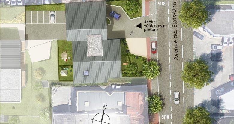 Achat / Vente programme immobilier neuf Toulouse quartier Barrière de Paris (31000) - Réf. 3471