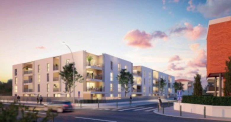 Achat / Vente programme immobilier neuf Toulouse quartier Croix Daurade (31000) - Réf. 3683