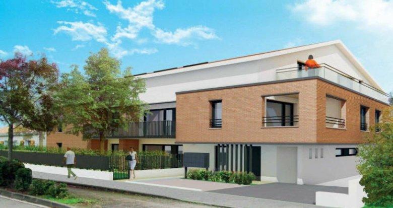 Achat / Vente programme immobilier neuf Toulouse quartier Croix-Daurade (31000) - Réf. 5657