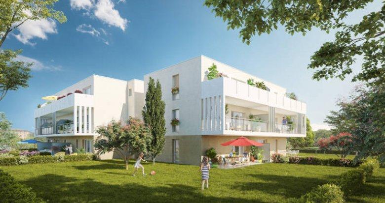Achat / Vente programme immobilier neuf Toulouse quartier Croix-Daurade proche écoles (31000) - Réf. 4157