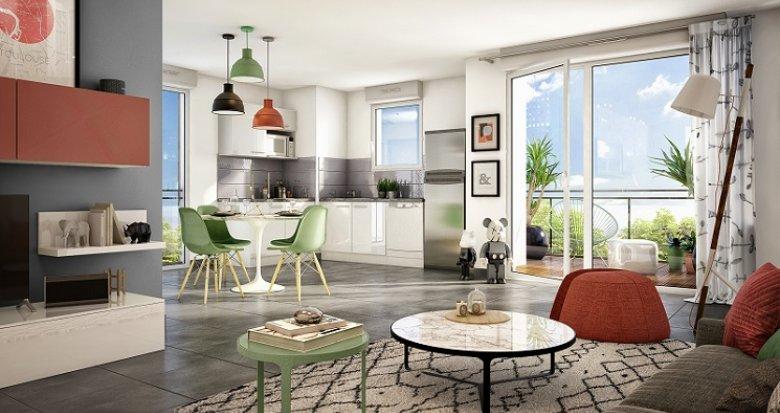 Achat / Vente programme immobilier neuf Toulouse quartier de l'Ormeau (31000) - Réf. 5604