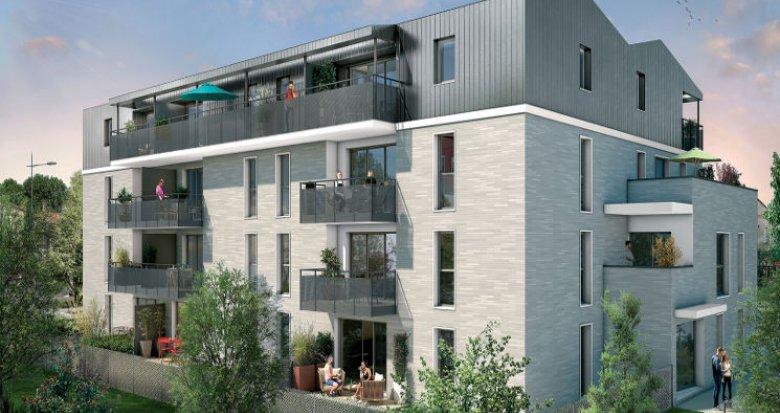 Achat / Vente programme immobilier neuf Toulouse quartier des Minimes (31000) - Réf. 3279