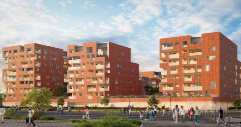 Achat / Vente programme immobilier neuf Toulouse quartier la Cartoucherie (31000) - Réf. 4678