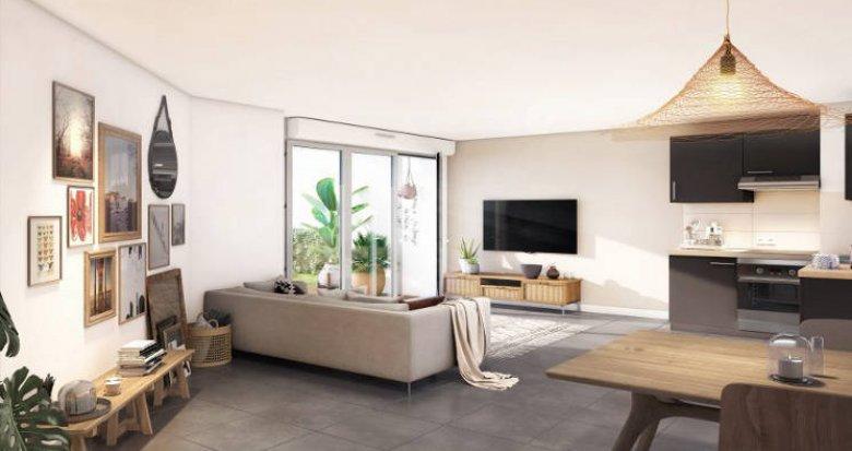 Achat / Vente programme immobilier neuf Toulouse quartier Lardene proche zone de la Ramée (31000) - Réf. 5369