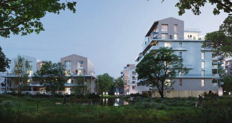 Achat / Vente programme immobilier neuf Toulouse quartier Malepère (31000) - Réf. 5605