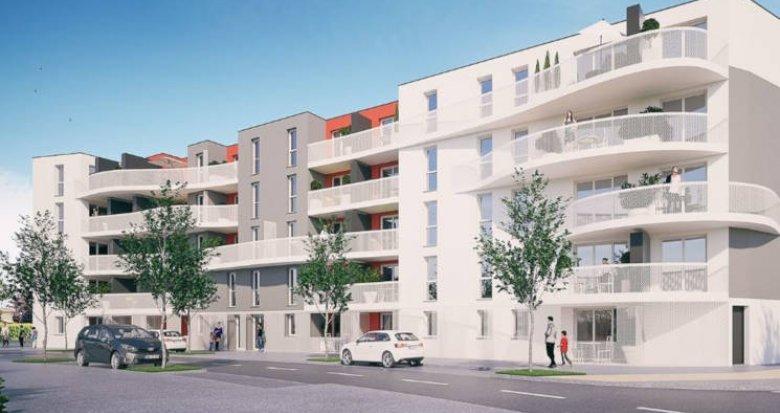 Achat / Vente programme immobilier neuf Toulouse quartier Moulis Croix-Bénite (31000) - Réf. 3535