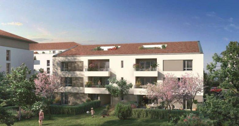 Achat / Vente programme immobilier neuf Toulouse quartier Purpan (31000) - Réf. 5596