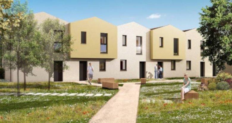 Achat / Vente programme immobilier neuf Toulouse quartier résidentiel Lardenne (31000) - Réf. 3289